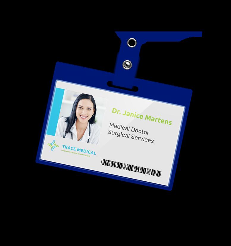 Name & ID Badges